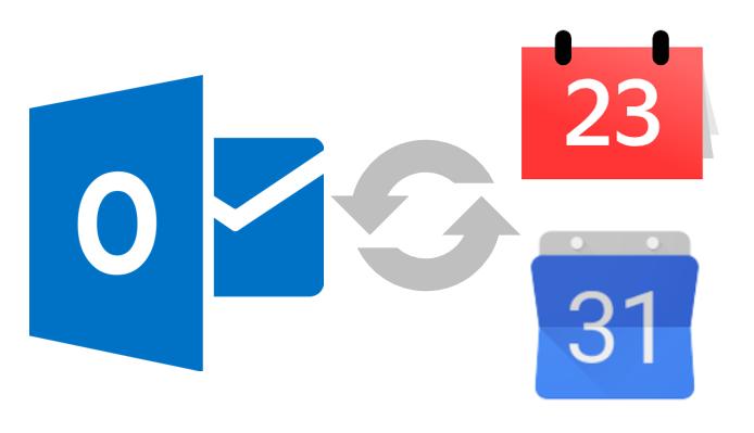 Инструкция как синхронизировать Microsoft Outlook и календарь Яндекс или Google