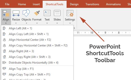 Обзор надстроек для эффективной работы в PowerPoint (ч.4) - PowerPoint ShortcutTools