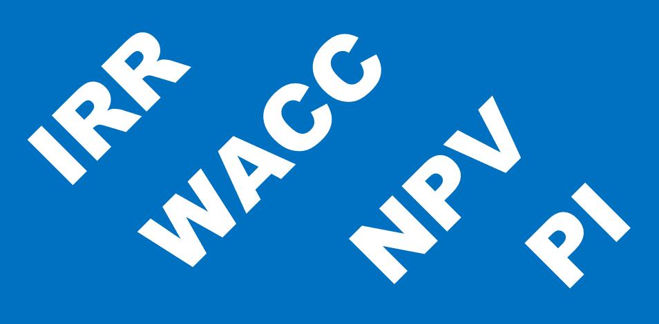 Почему выполнения условия IRR больше WACC недостаточно для одобрения инвестиционного проекта
